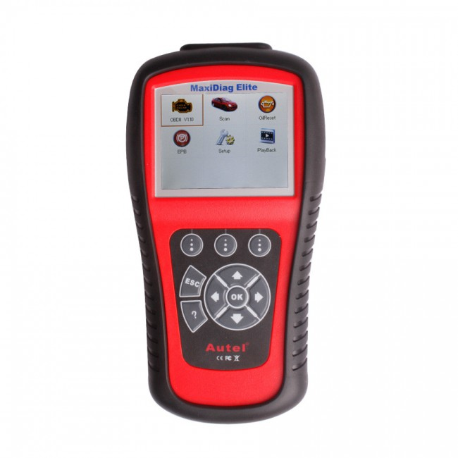 Original Autel MaxiDiag Elite MD802 Full System (including MD701,MD702,MD703 and MD704) Diagnostic Tool