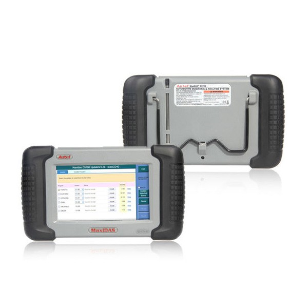 2pcs/lot Wholesale Price Autel MaxiDAS® DS708 Automotive Diagnostic System