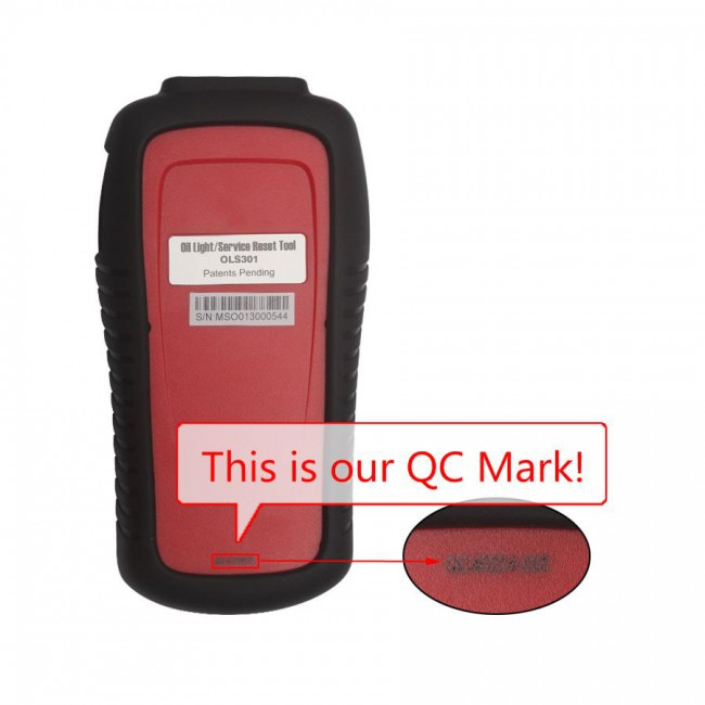 100% Original Autel MaxiService OLS301 Oil Light and Service Reset Tool