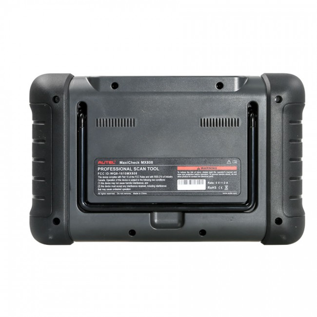 100% Original Autel MaxiCheck MX808 All System Diagnostic & Service Tablet Scan Tool Support IMMO TPMS Update Online