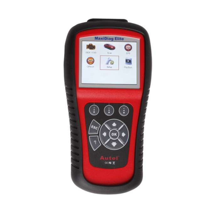 100% Original Autel MaxiDiag Elite MD802 Full System with Data Stream ( MD701,MD702,MD703 and MD704) Diagnostic Tool