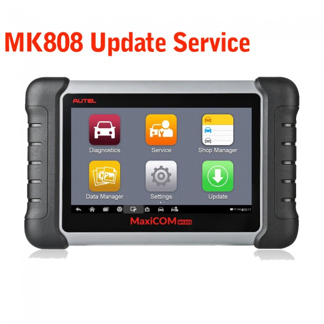 Autel MaxiCOM MK808 One Year Update Service