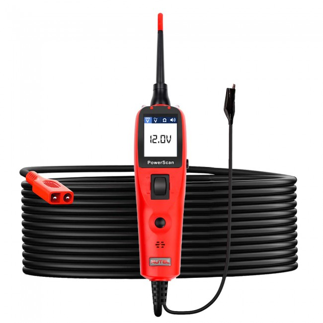 [Ship from US/UK] 100% Original Autel PowerScan PS100 Electrical System Diagnosis Tool Support Update Online