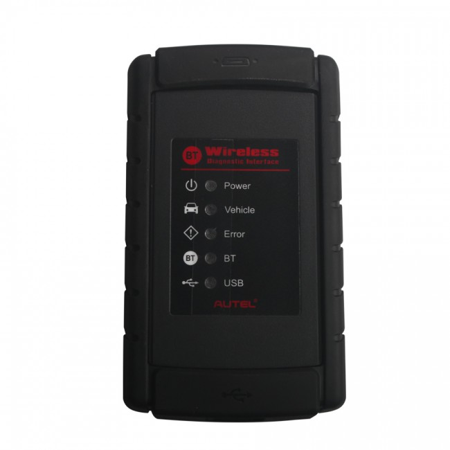 100% Original Autel Wireless Diagnostic Interface Bluetooth VCI Device for Maxisys Tool