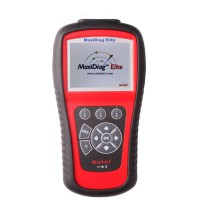 100% Original Autel MaxiDiag Elite MD704 Full System with Data Stream European Vehicle Diagnostic Tool