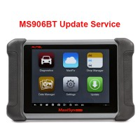 Autel Maxisys MS906BT Online One Year Update Service