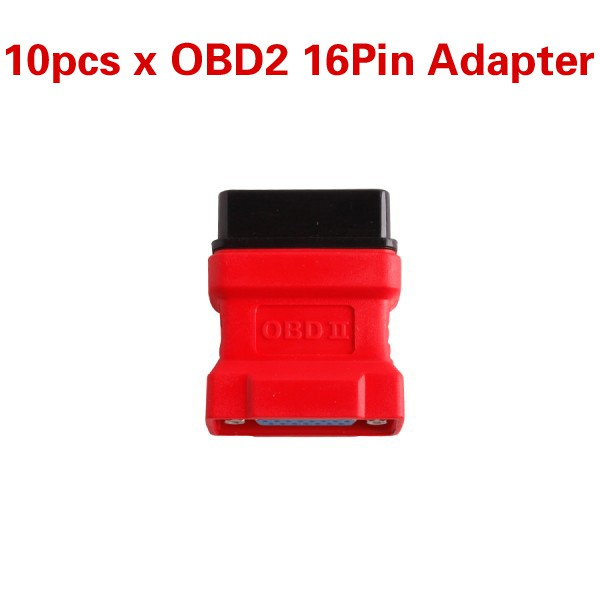 10pcs/lot Best Offer OBD2 16Pin Adapter for Autel MaxiDAS DS708