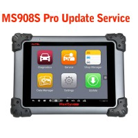 Autel Maxisys MS908S Pro MS908SP Diagnostic & Programming Tool One Year Update Service