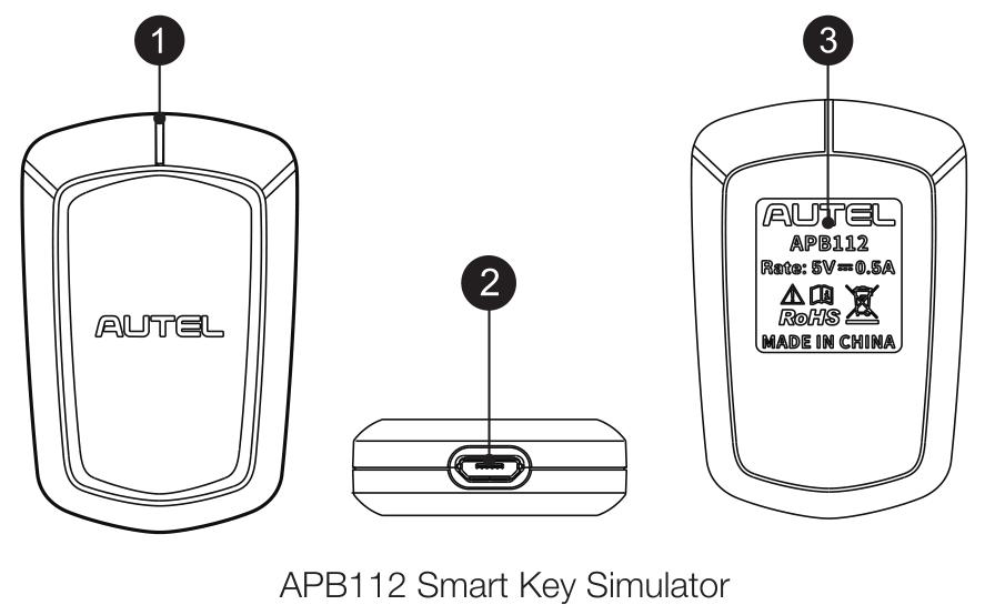 Autel APB112